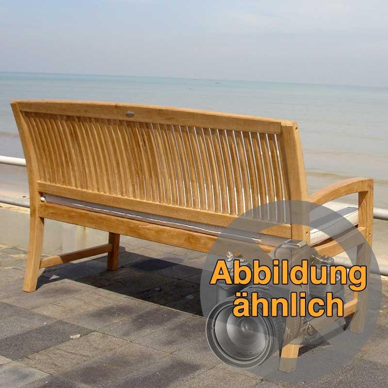 comforteck gartenbank 130 cm teak. Black Bedroom Furniture Sets. Home Design Ideas