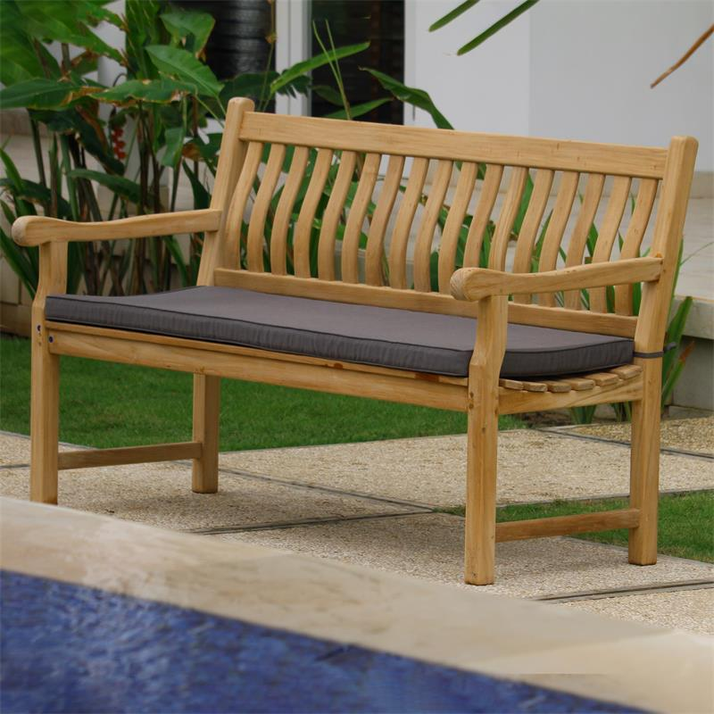 florida classic gartenbank 200 cm teak. Black Bedroom Furniture Sets. Home Design Ideas
