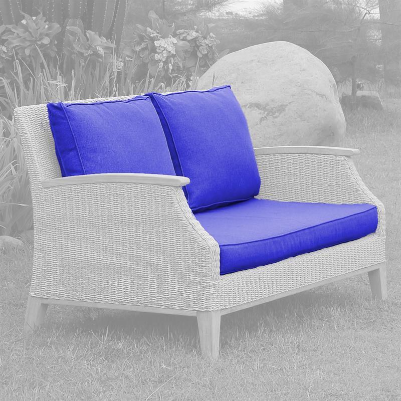 stokeham polsterset sofa 2 sitzer 3 teilig sitz und r ckenkissen sunproof. Black Bedroom Furniture Sets. Home Design Ideas