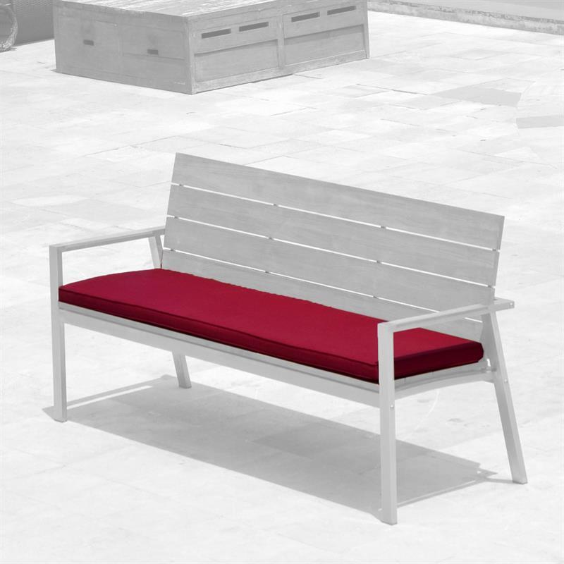 bankauflage 190 f r zilart bank 182 und 190 182x49 cm nagata. Black Bedroom Furniture Sets. Home Design Ideas