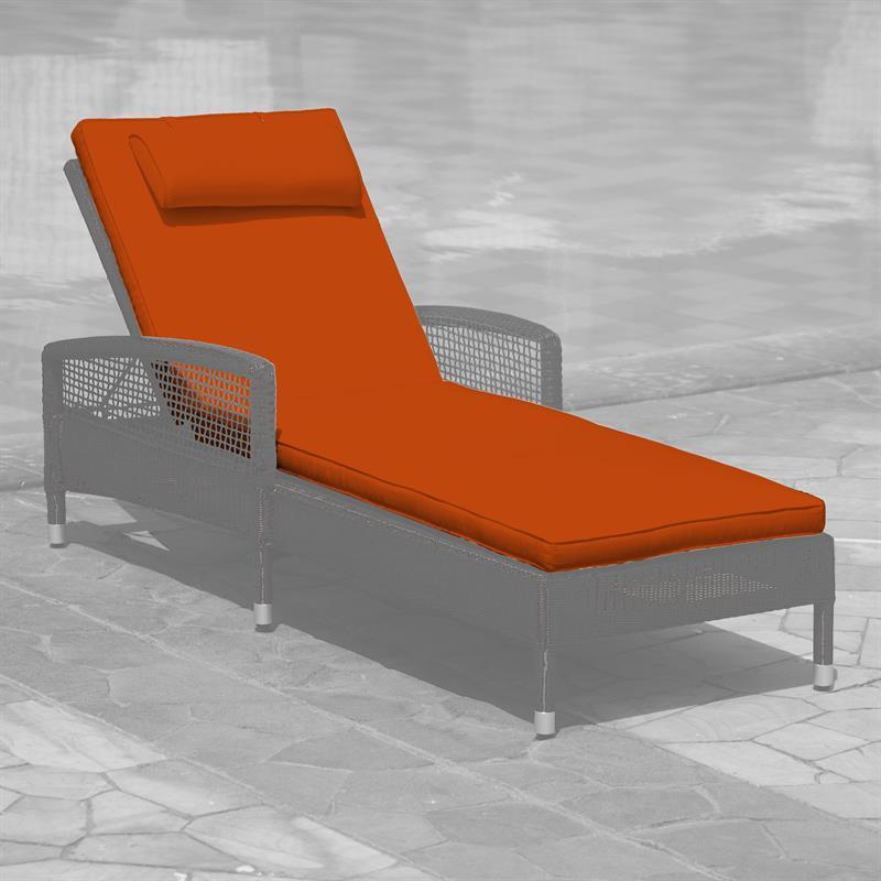 liegenauflage f r die lorraine liege 198x70 cm nagata. Black Bedroom Furniture Sets. Home Design Ideas