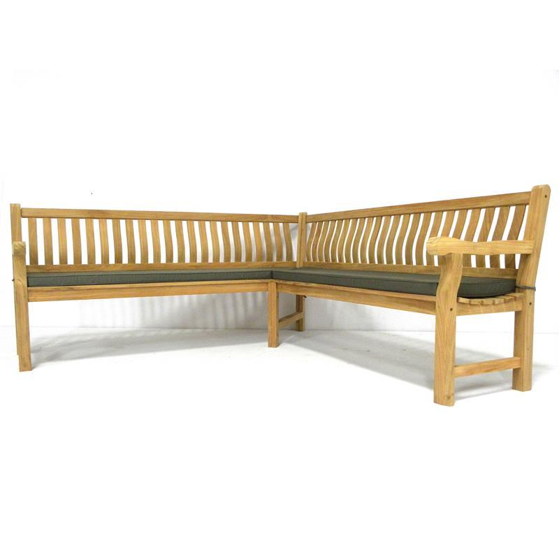 bankauflage eckbank 214 comfort nagata 2x 200x50x5 5 cm. Black Bedroom Furniture Sets. Home Design Ideas