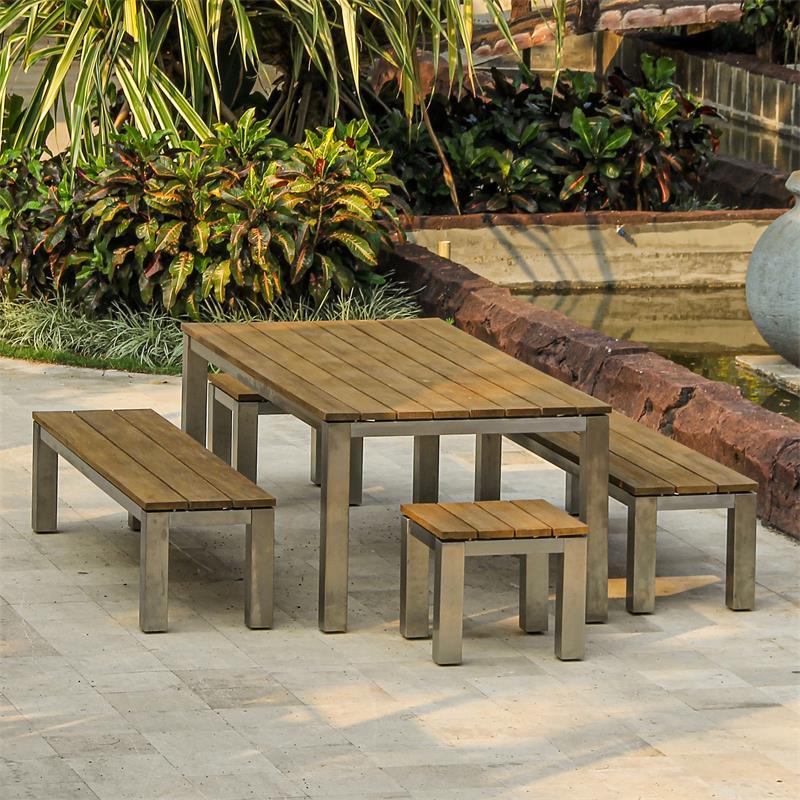 Sitzbank Mit Tisch Garten Amazing Betonbank Im Modernem Design With