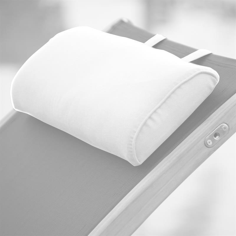 kopfkissen f r rivera und alzette sonnenliege 48x21 cm nagata. Black Bedroom Furniture Sets. Home Design Ideas