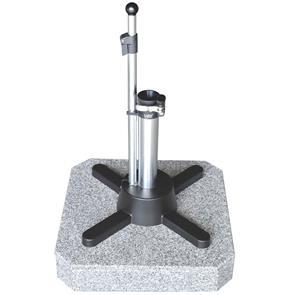 Granitständer LiRo Mini 50 grau mit Schnellspannung