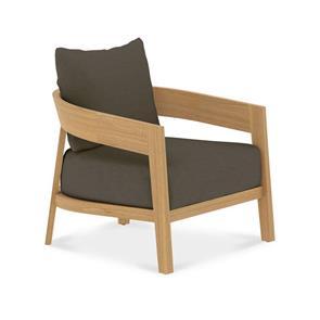 Vento Teak Sessel 1 Sitzer  80 x 83,7 x 67 cm