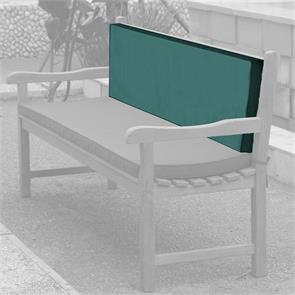 Rückenkissen Bank 200 Comfort Nagata 192x43 cm
