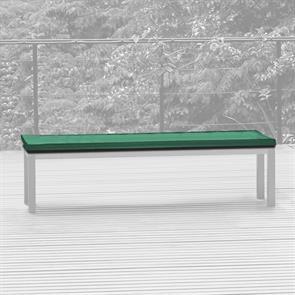 Bankauflage für Bank ohne Rückenlehne 180x45 cm Nagata