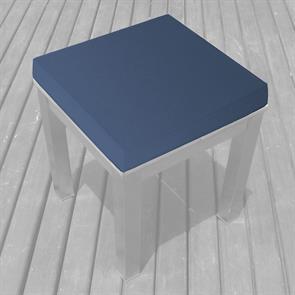 Auflage Fides Beistelltisch und Hocker 45 x 45 cm Sunproof
