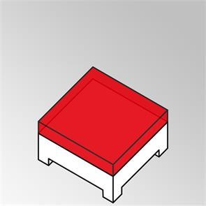 FLEXILounge Polster für Beistelltisch 95x82 13 cm dick Nagata