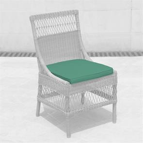 Vintage Sitzkissen für Stuhl ohne Armlehne Nagata