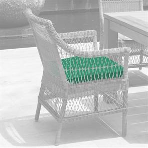 Vintage Sitzkissen für Armlehnstuhl Sunproof