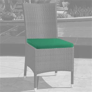 Sitzkissen für Trinity Stuhl ohne Armlehne Nagata 45/39 x 47 cm