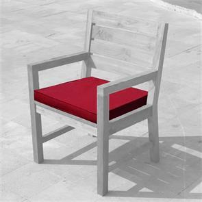 Dusun Aufl. Sitz Armlehnstuhl 50 x 47 x 5 cm Nagata Standard
