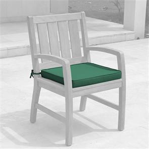 Sitzkissen 50x47 cm für Corona Armlehnstuhl Nagata