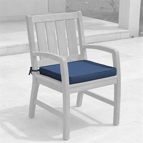 Sitzkissen 50x47 cm SunProof für Corona Armlehnstuhl