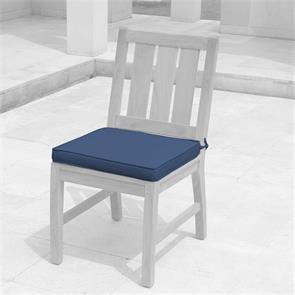 Sitzkissen 45 x 46 cm SunProof für Corona Esstischstuhl