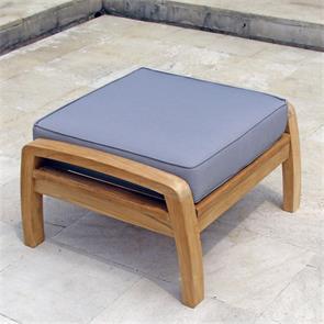 Corona Hocker/Fußschemel 66,5 x 72 x 40 cm Teak