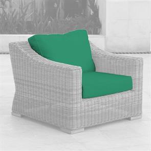 Monaco Polsterset für Sessel und Sofas 2-teilig SunProof