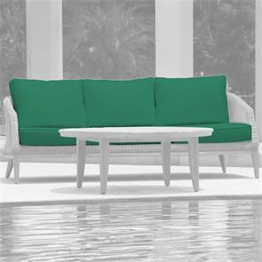 Auflagenset für Grace 3-Sitzer Sofa Sitz- u. Rückenkissen Nagata 6-teilig