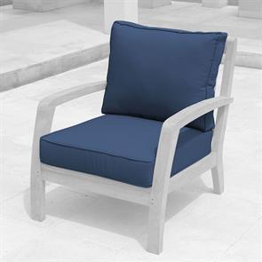 Corona Polsterset Sessel/Sofa 2-teilig SunProof Sitz- und Rückenkissen