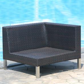 Modena Sofa-Element mit Armlehne links