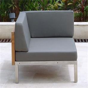 Tessin Lounge Eckmodul 83 x 83 x 67 cm