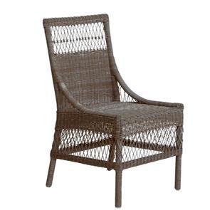 Vintage Stuhl ohne Armlehne