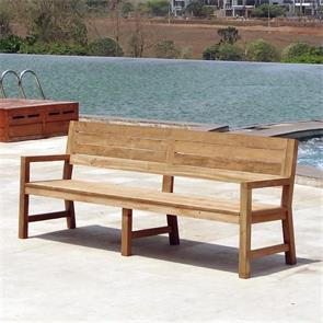 Dusun Bank 230 cm Recycling Teak