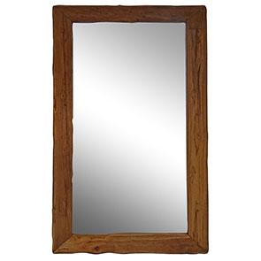 Spiegel mit Treibholzrahmen groß 180x 100cm