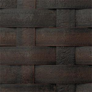 Dunkel Mahagoni 12mm