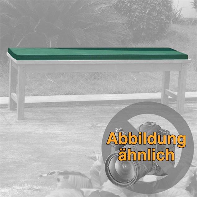 Bankauflage für Bank ohne Rückenlehne 140x40 cm  Nagata