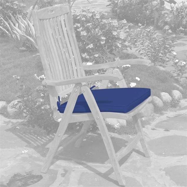 Sitzkissen 50x46cm für Florida Hochlehner Nagata