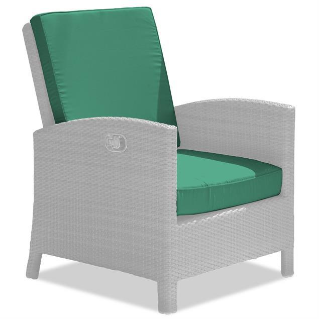 Auflagenset Lyon hydraulischer Relax Sessel 2-teilig Nagata