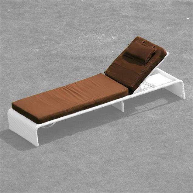 Liegenauflage für Sefid Liege 200x65 cm Sunproof