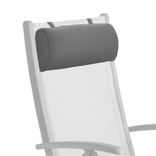 Nackenkissen für Rivera Hochlehner/Deckchair 37 x 13 cm Nagata