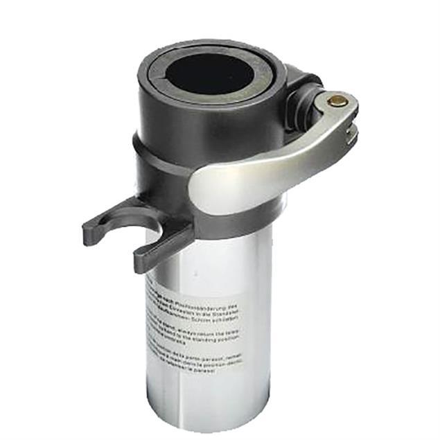 Granitständer LiRo Mini 50 dunkelgrau mit Schnellspannung