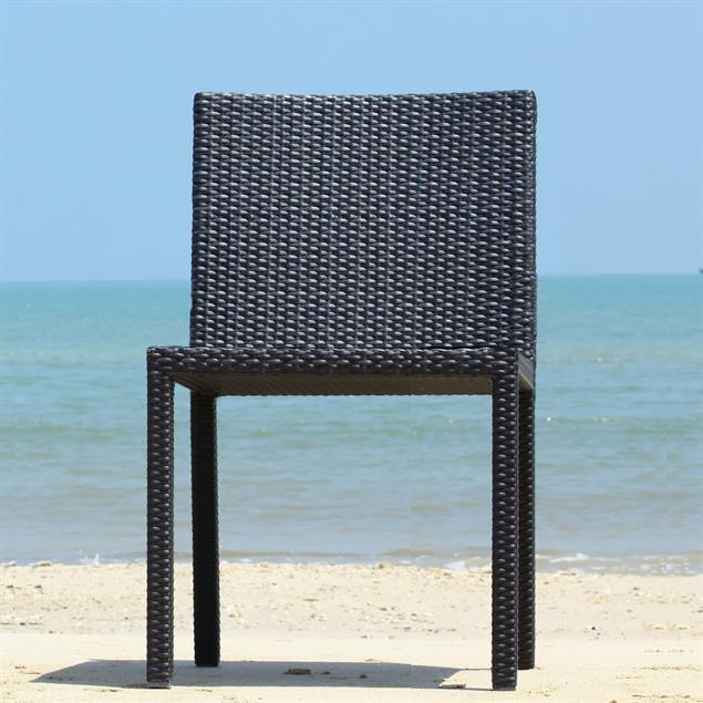 Lyon Stuhl ohne Armlehne