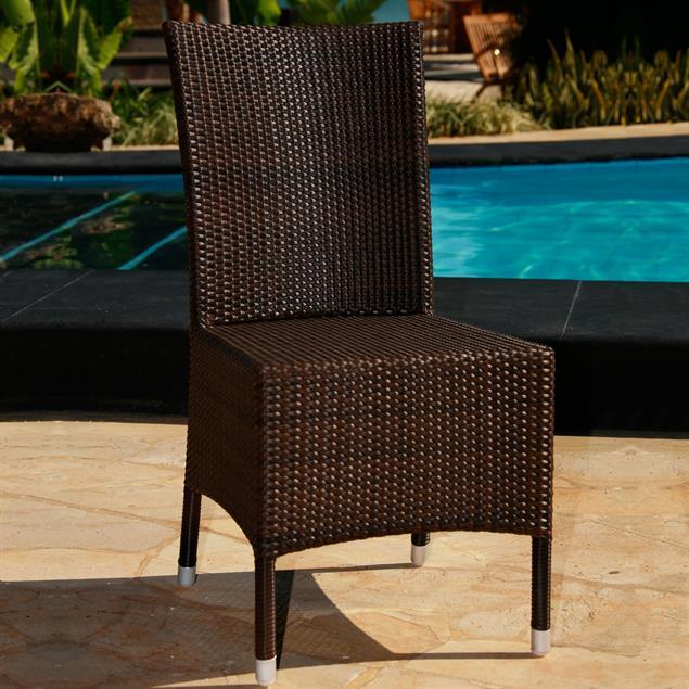 Trinity Stuhl ohne Armlehne