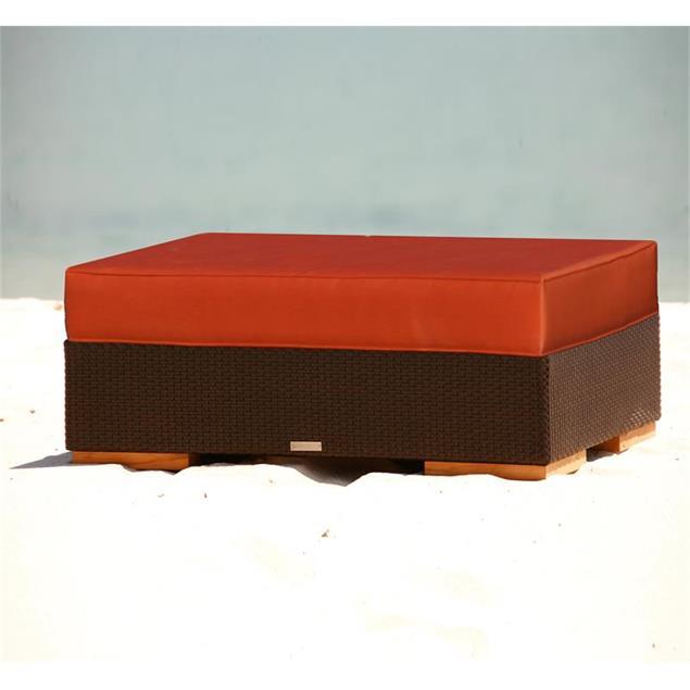Oasis Polster Fußschemel Nagata 83x60 12 cm dick