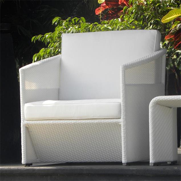 Sefid Lounge Sessel